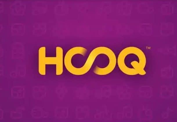 Aplkasi Hooq di Playstore