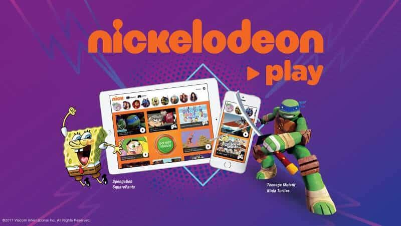 Gambar Nickelodeon Play