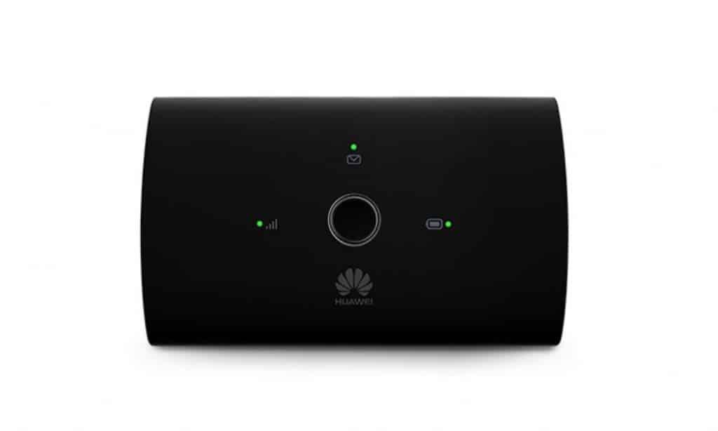 Gambar Modem Huawei E5577 4G Mifi Warna Hitam
