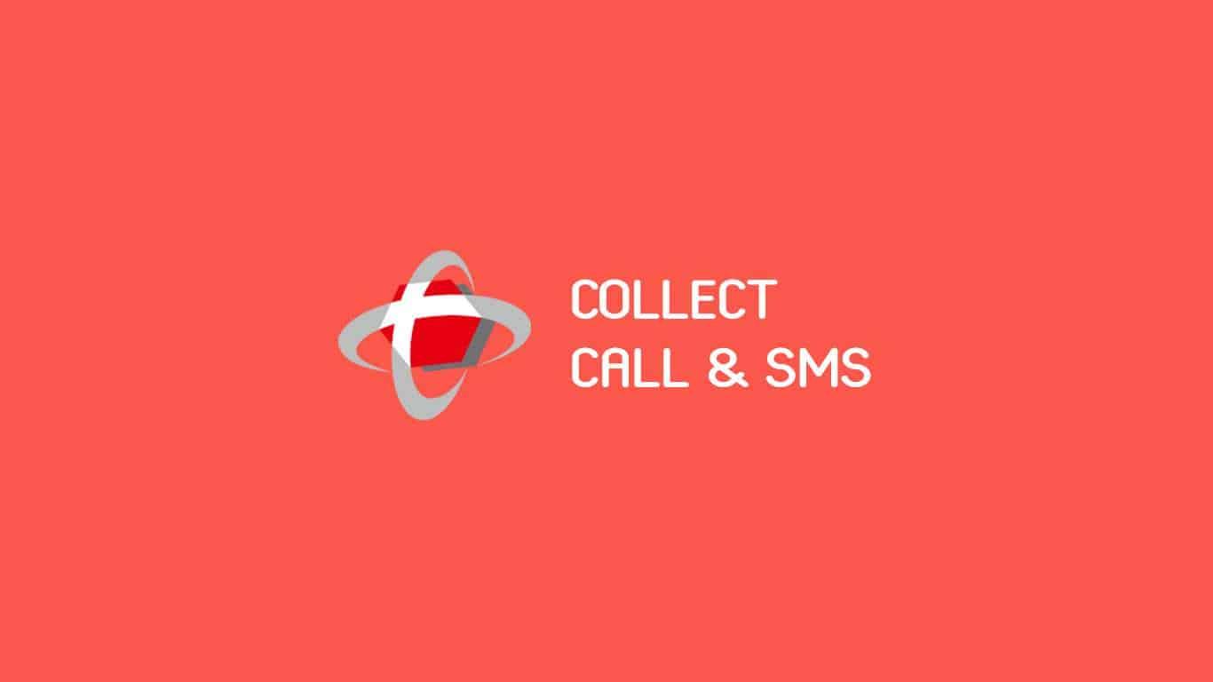 cek nomor telkomsel via fitur collect-compressed