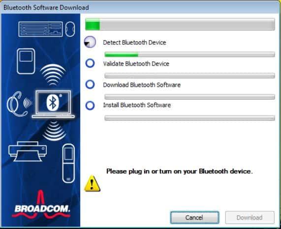 Memasang Bluetooth Dengan Menginstall driver dan perangkat pendukung