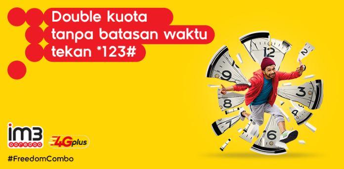Paket Internet Indosat Freedom Combo