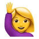 Arti emoticon melambaikan tangan