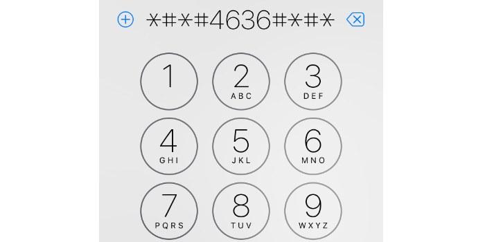 Coba Gunakan Kode Dial Ini