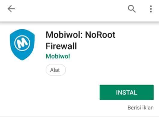 Install aplikasi mobiwol-compressed
