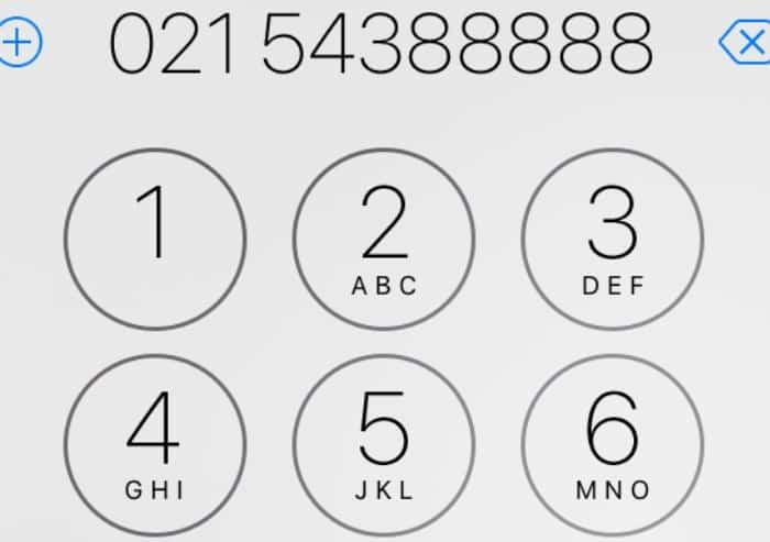 Menghubungi Call Center Indosat
