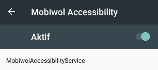 Mobiwol meminta akses
