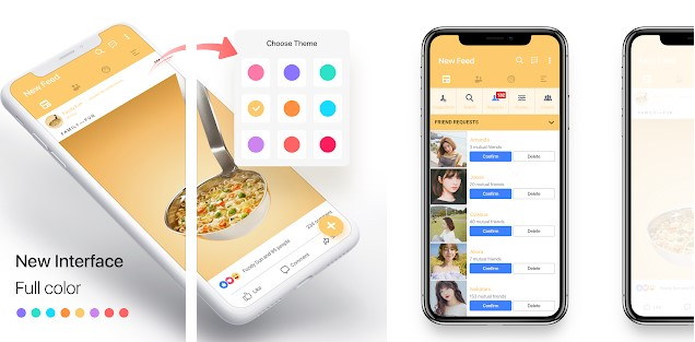 Aplikasi Mini For Facebook