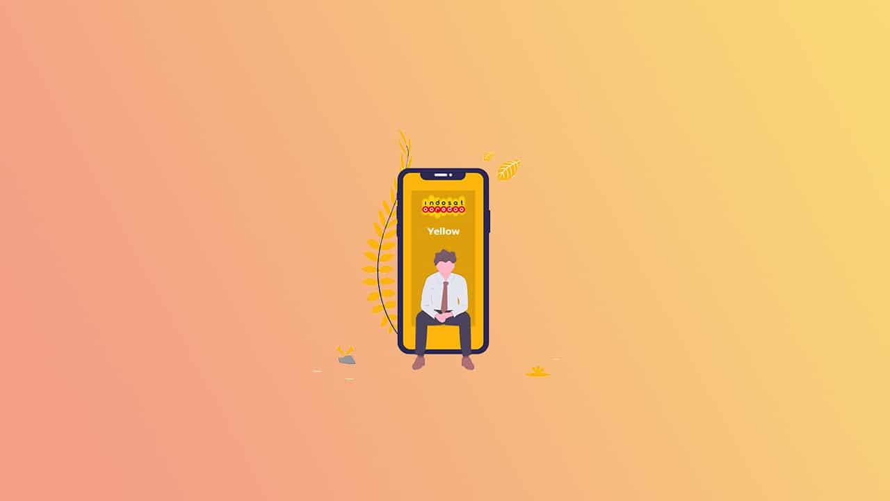 cara daftar aktifkan paket yellow im3 indosat