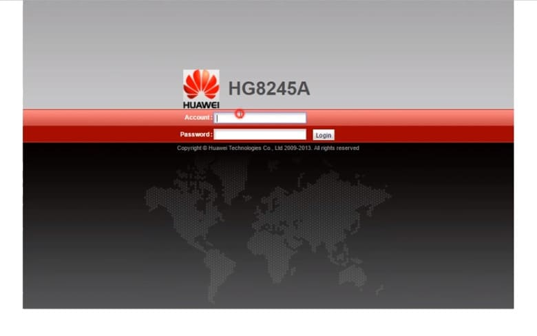 Cara ke-2 Ganti Password Modem Speedy Huawei