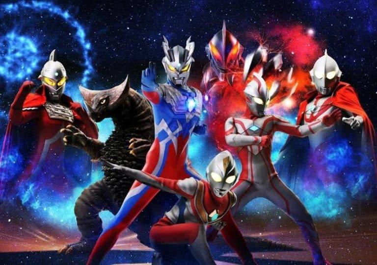 Gambar Thumbnail Ultraman Legend Hero Mod