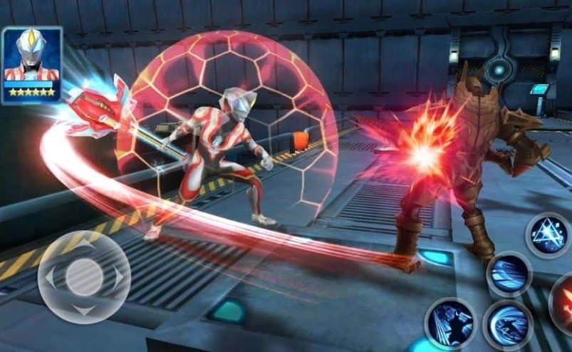 Kelebihan dan Fitur Ultraman Legend Hero Mod