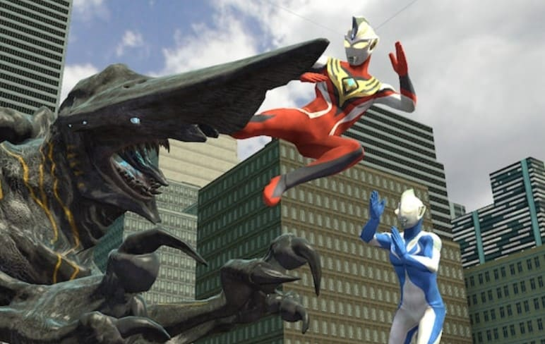 Ultraman Legend Hero Mod