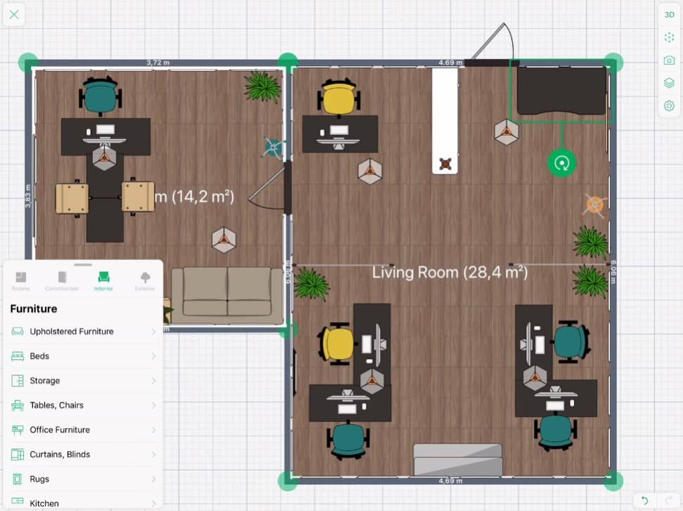 Planning 5D